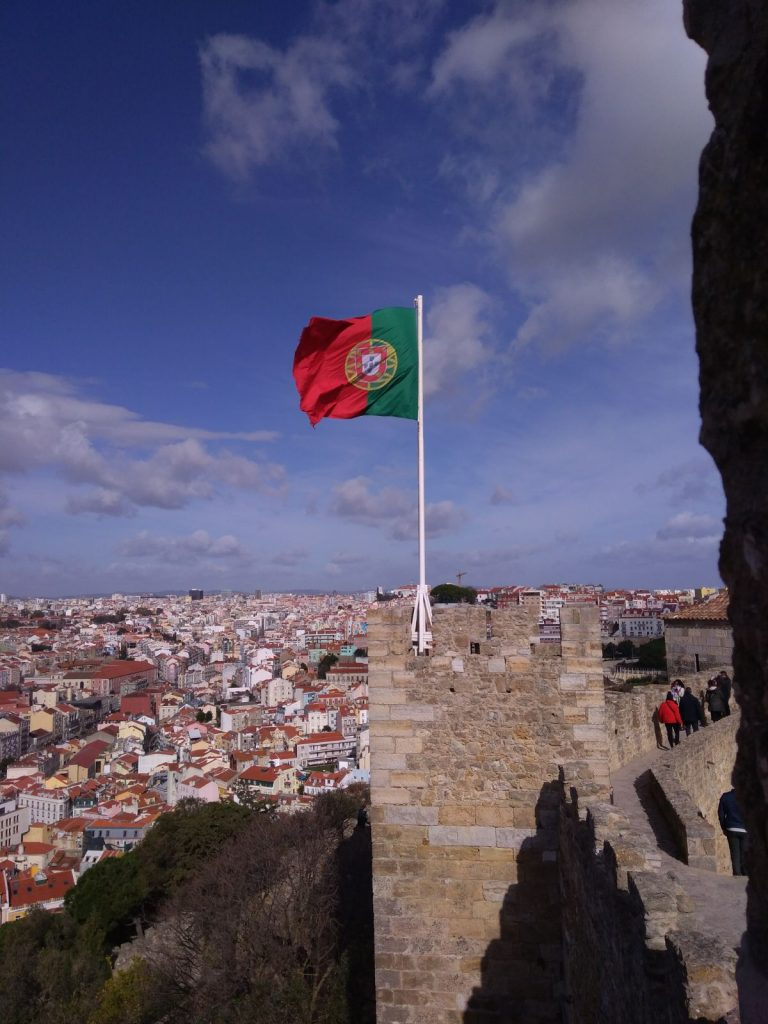 A Lisbona c'è sempre il sole